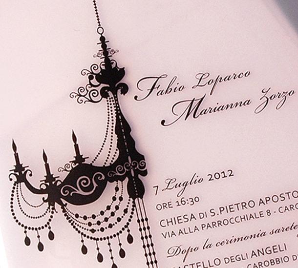 invito di matrimonio