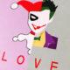 invito di matrimonio Joker & Harley